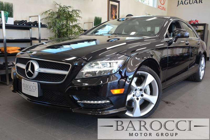 2013 MERCEDES CLS CLS550 4dr Sedan Automatic Black Black This is a beautiful CLS that still has