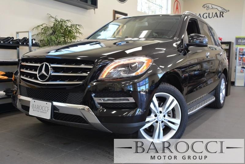 2014 MERCEDES M-Class ML350 4dr SUV 7 Speed Auto Black ABS Air Conditioning Alarm Alloy Wheel