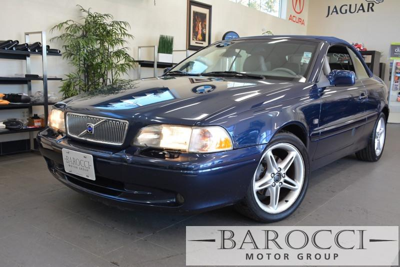 2002 Volvo C70 HPT 2dr Convertible Automatic Blue Tan This is a beautiful vehicle in great cond