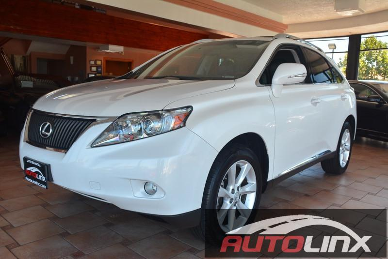 2011 Lexus RX 350 FWD 5-Speed Automatic White Dont wait another minute No games just business