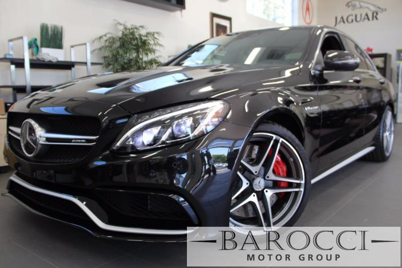 2015 MERCEDES C-Class C63 S AMG 4dr Sedan 7 Speed Auto Black Black This is a beautiful vehicle