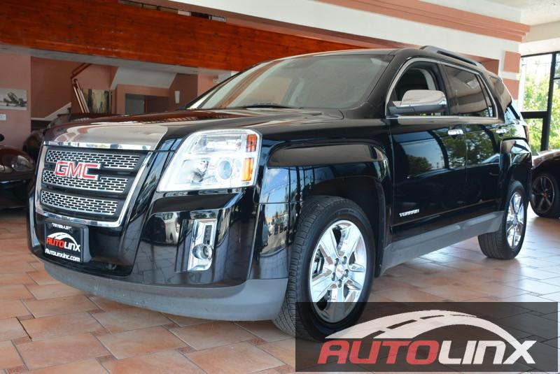 2015 GMC Terrain SLT 6-Speed Automatic Black Black Sunroof and Leather Seats The SUV youve alw