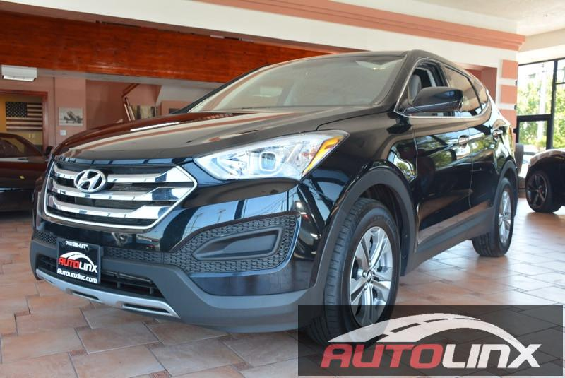 2015 Hyundai Santa Fe Sport 24 AWD 6-Speed Automatic Black Black Bluetooth Hands-Free Portab
