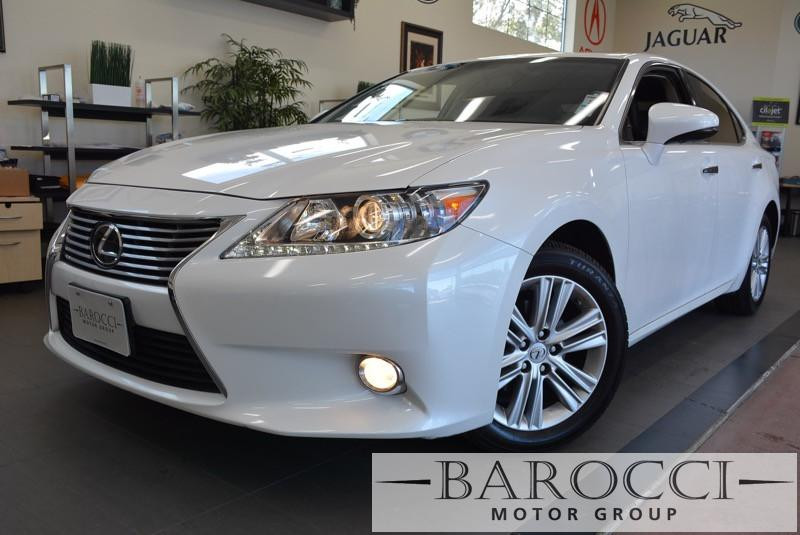 2014 Lexus ES 350 Base 4dr Sedan Automatic White This is a beautiful vehicle in great condition