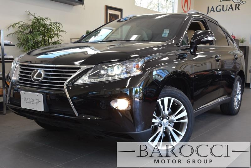 2013 Lexus RX 350 Navigation 4dr SUV 6 Speed Auto Black Child Safety Door Locks Power Door Loc