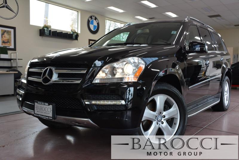 2012 MERCEDES GL-Class GL450 4MATIC AWD  4dr SUV Automatic Black Beige This is such a beautiful