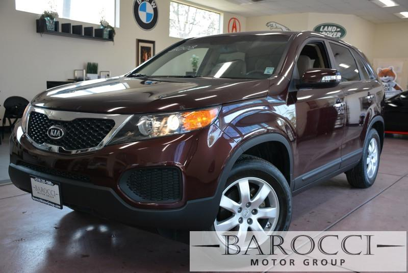 2011 Kia Sorento LX 4dr SUV Automatic Purple Beige Great SUV at a low price 100k mile Power-tr