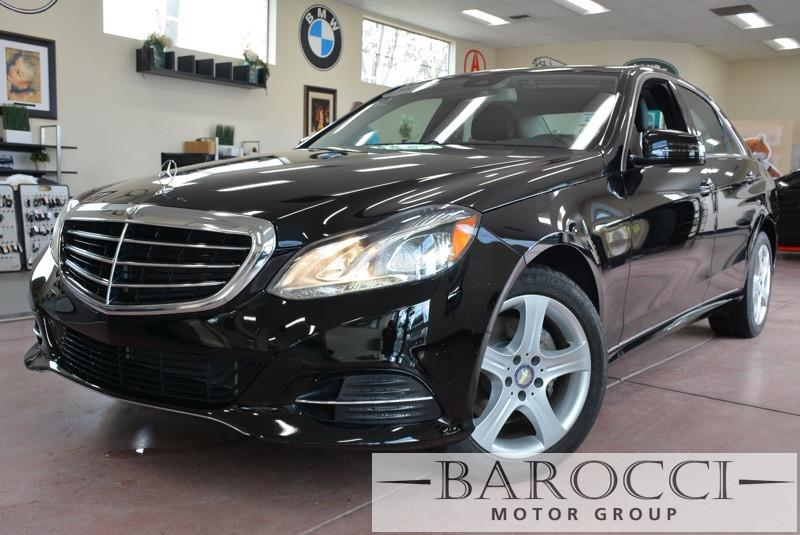 2014 MERCEDES E-Class E350 Luxury 4dr Sedan 7 Speed Auto Black Traction Control Electronic Stab