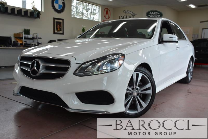 2014 MERCEDES E-Class E350 Luxury 4dr Sedan 7 Speed Auto White Traction Control Electronic Stab