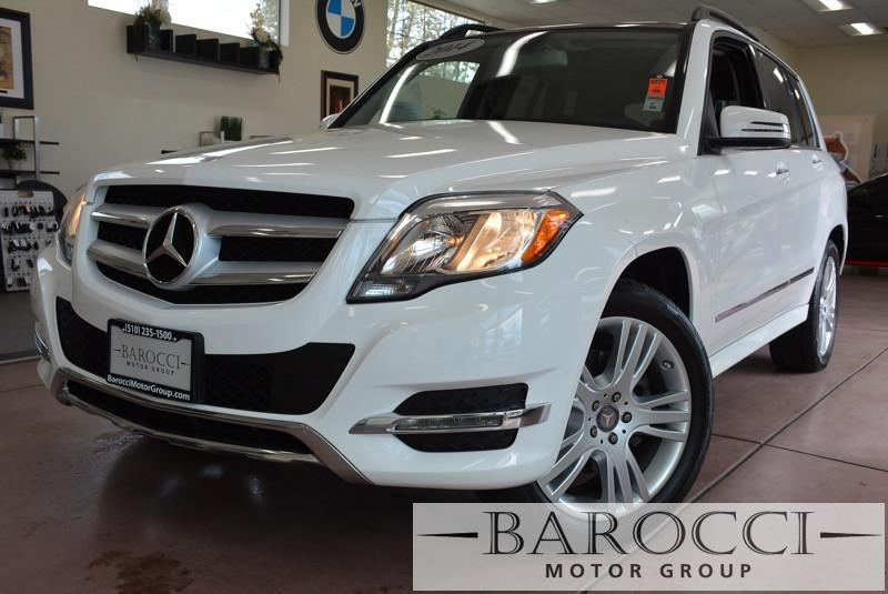 2014 MERCEDES GLK GLK350 4dr SUV 7 Speed Auto White Black Beautiful white GLK has so many optio