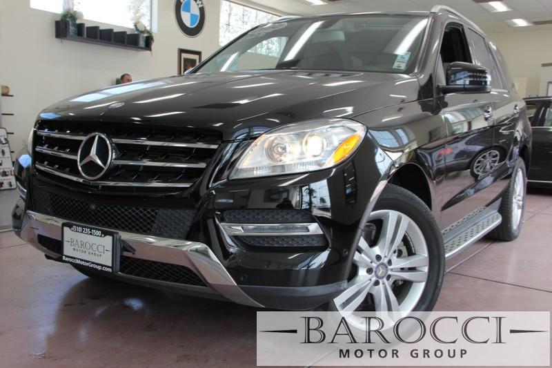 2014 MERCEDES M-Class ML350 4dr SUV Automatic Black Black Beautiful and fully loaded ML350 Blac