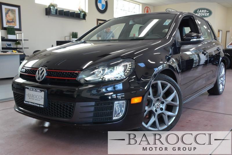 2014 Volkswagen GTI Drivers Edition PZEV 4dr Hatchback 6 Speed Man Black Black Sporty GTI load