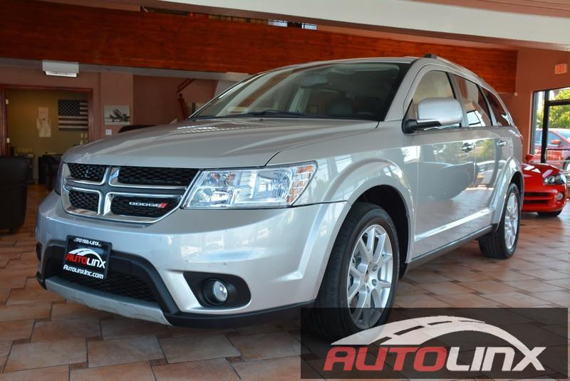 2013 Dodge Journey Crew Automatic 6-Speed Silver Silver Bullet You NEED to see this SUV How te