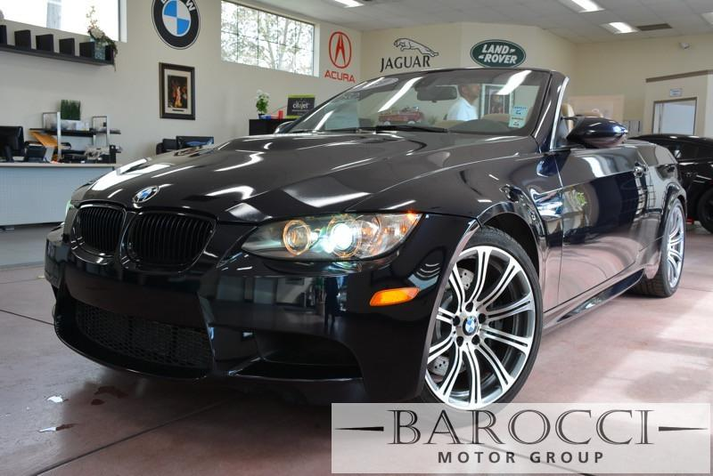 2010 BMW M3 Base M3 2dr Convertible SMG Blue Beige Beautiful M3 comes with a unique dark blue c