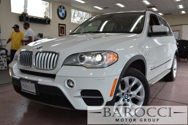 2013 BMW X5 XDrive35i AWD  4dr SUV 8 Speed Auto White Child Safety Door Locks Power Door Locks