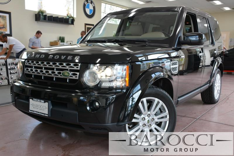 2010 Land Rover LR4 Base 4x4  4dr SUV 6 Speed Auto Black Beige This is a beautiful vehicle in g