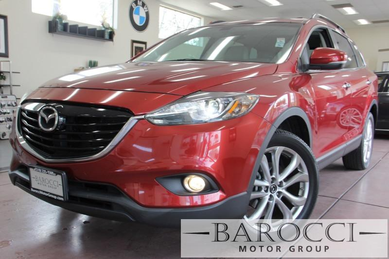 2013 Mazda CX-9 Grand Touring AWD  4dr SUV 6 Speed Auto Red White This is a beautiful vehicle i
