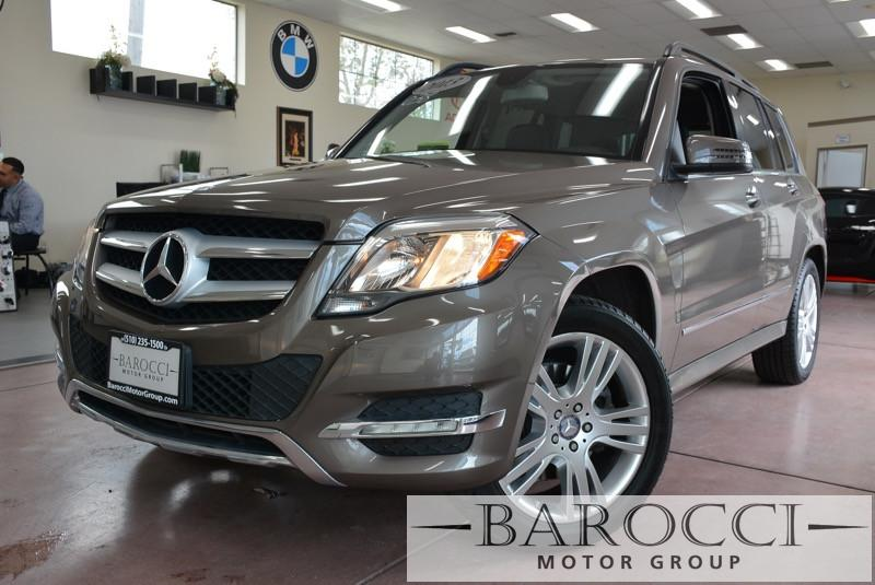 2013 MERCEDES GLK GLK350 4dr SUV 7 Speed Auto Brown Black Beautiful Unique bronze GLK has so m