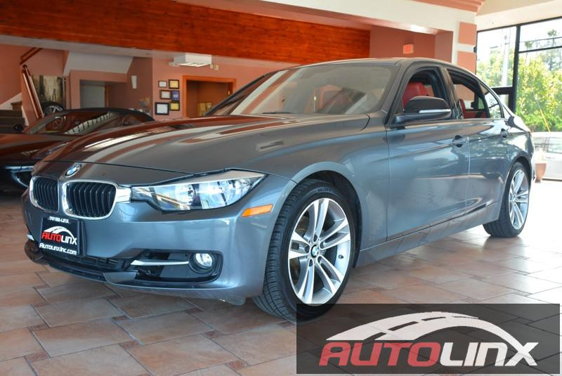 2012 BMW 3 Series 328i M PKG Automatic Gray Black Bluetooth Hands-Free Portable Audio Connect