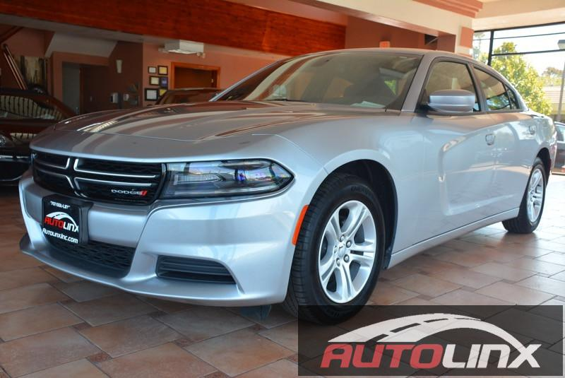 2016 Dodge Charger SE Automatic Gray Black Bluetooth Hands-Free Portable Audio Connection On
