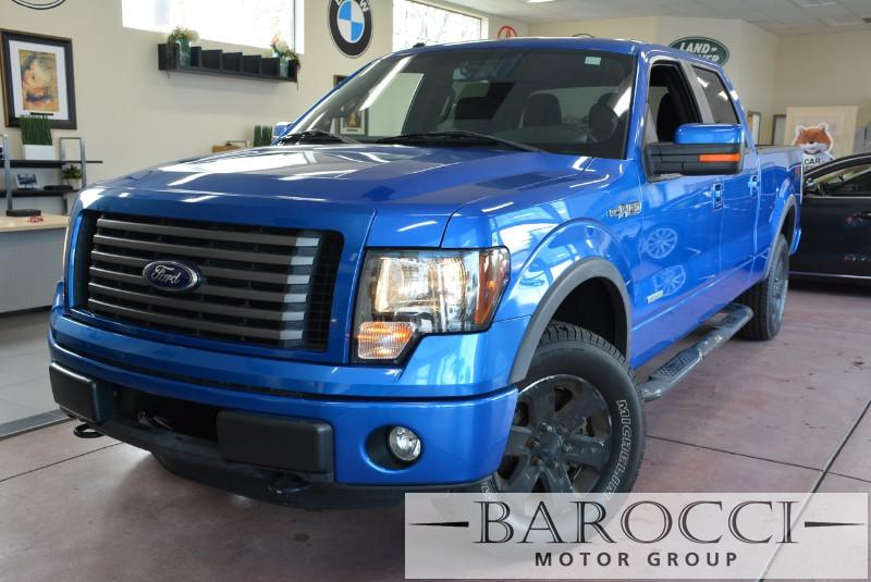 2012 Ford F-150 FX4 Pickup 6 Speed Auto Blue Black This is a fantastic truck with the Ecoboost