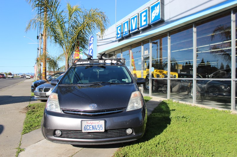 2008 Toyota Prius 4-Door Liftback Continuously Variable Tra Charcoal Charcoal This is a beautif