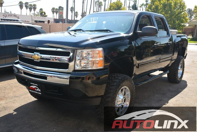 2009 Chevrolet Silverado 1500 LT1 Crew Cab 4WD 4-Speed Automatic Blue Gray Completely inspected