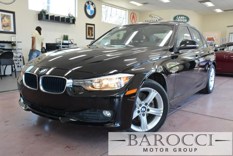 2013 BMW 3 Series 320i Sedan 4D 8-Speed Automatic Black Beige Beautiful BMW 320i On special op