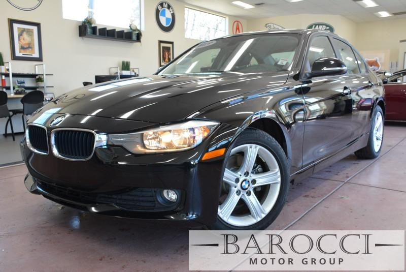 2013 BMW 3 Series 320i Sedan 4D 8-Speed Automatic Black Black Beautiful BMW 320i On special op