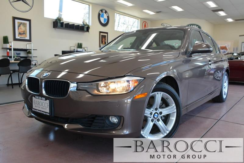 2013 BMW 3 Series 328i 4dr Sedan Automatic Bronze Black Tons of options on this 3 series includ