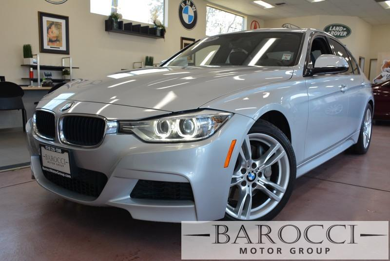 2013 BMW 3 series 335i 4dr Sedan Automatic Silver Black This is a beautiful vehicle in great co