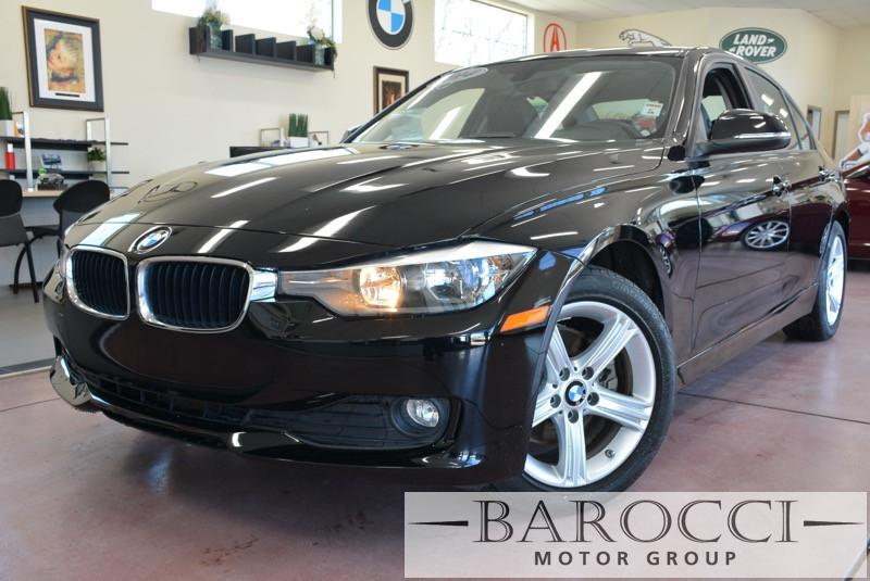 2014 BMW 3 Series 320i Sedan 4D 8-Speed Automatic Black Black Beautiful BMW 320i On special op