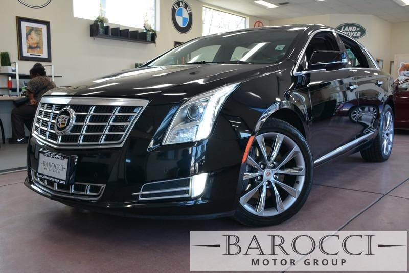 2013 Cadillac XTS Luxury Collection 4dr Sedan 6 Speed Auto Black Black Beautiful Cadillac Load
