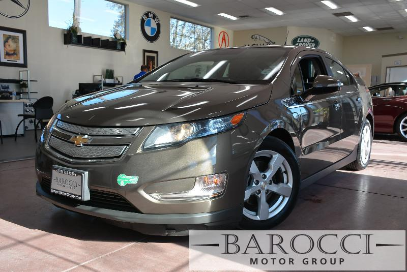2014 Chevrolet Volt Premium 4dr Hatchback 1 Speed Auto Bronze Black This is a beautiful vehicle