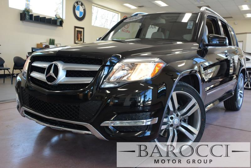 2014 MERCEDES GLK GLK350 4MATIC AWD  4dr SUV Automatic Black Beige Beautiful GLK with premium