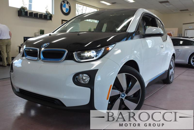 2014 BMW i3 GIGA i3 4dr Hatchback 1 Speed Auto White Vehicle Anti-Theft ABS Brakes Electronic