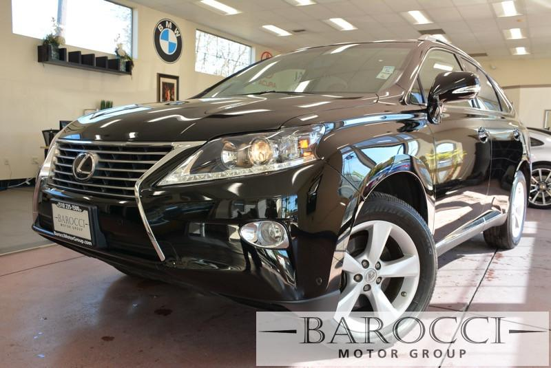 2015 Lexus RX 350 Base 4dr SUV 6 Speed Auto Black Child Safety Door Locks Power Door Locks Veh