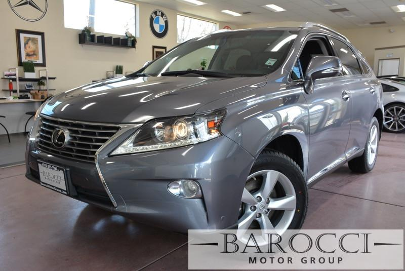 2015 Lexus RX 350 Base AWD 4dr SUV 6 Speed Auto Gray ABS Air Conditioning Alarm Alloy Wheels