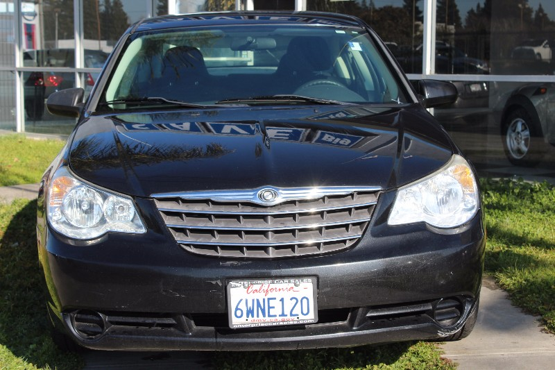 2010 Chrysler Sebring Ex Automatic Black Black This is a beautiful vehicle in great condition i