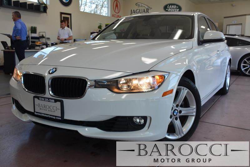 2013 BMW 3 Series 328i 4dr Sedan SULEV SA Automatic White ABS Air Conditioning Alarm Alloy Wh