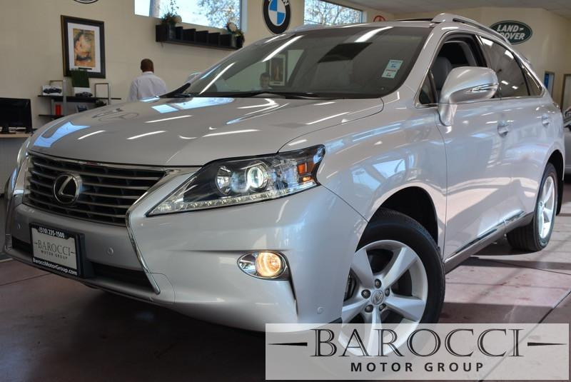 2014 Lexus RX 350 Base AWD 4dr SUV 6 Speed Auto Silver Gray ABS 4-Wheel Air Conditioning Allo