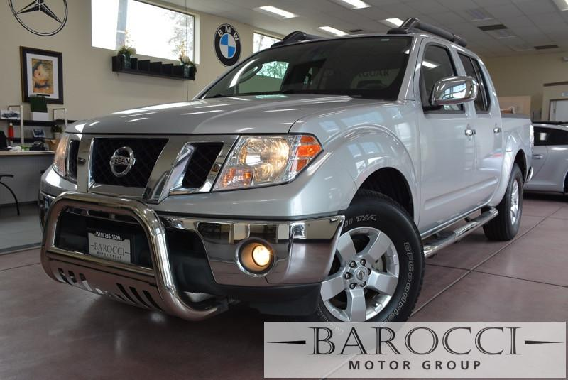2010 Nissan Frontier SE V6 5-Speed Automatic Silver This is a beautiful vehicle in great conditi
