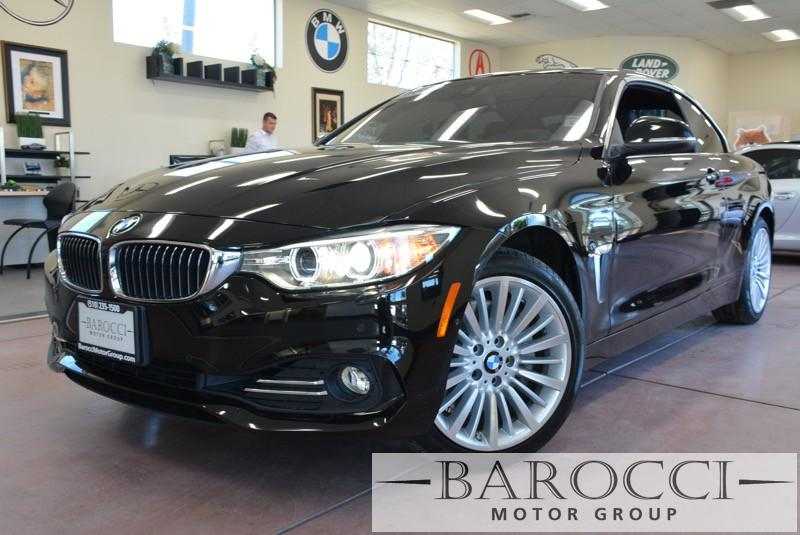 2016 BMW 4 Series 435i xDrive AWD  2dr Convertible Automatic Black Black Beautiful 4-Series wi