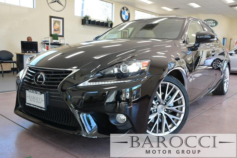 2014 Lexus IS 250 Base 4dr Sedan 6 Speed Auto Black Black This is a beautiful vehicle in great
