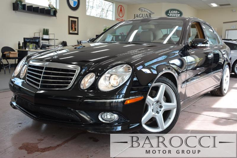 2009 MERCEDES E-Class E550 4dr Sedan 7 Speed Auto Black Power Door Locks Vehicle Anti-Theft AB