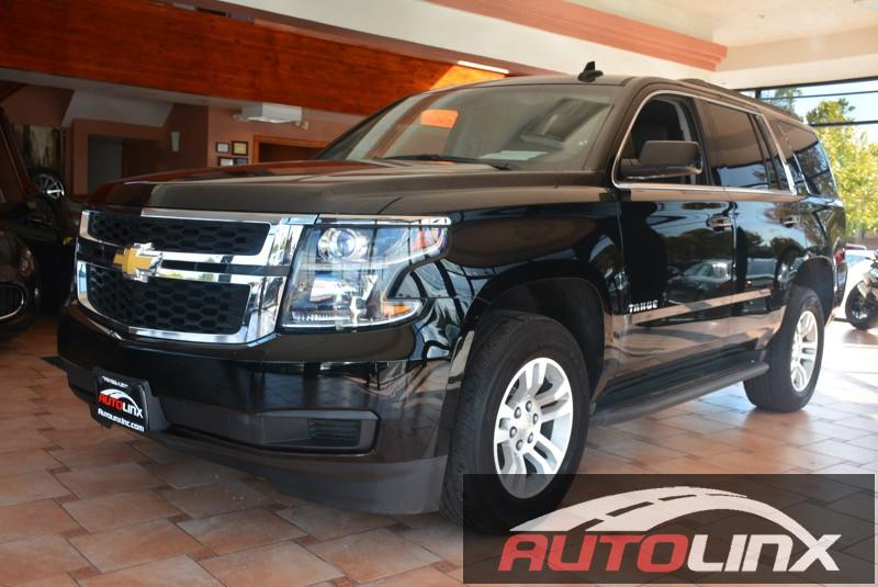 2015 Chevrolet Tahoe LT 2WD 6-Speed Automatic Black Black Bluetooth Hands-Free Portable Audio