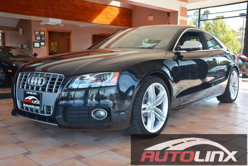 2011 Audi S5 Prestige 2D Coupe Qtro 42 Automatic Black Black Bluetooth Hands-Free Portable A