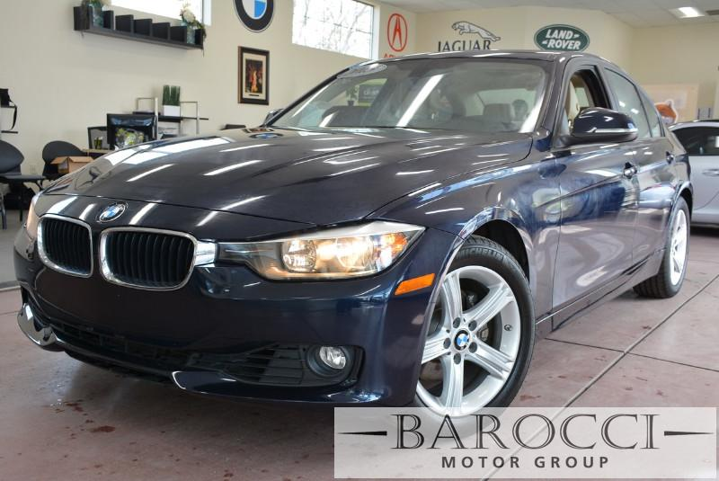 2013 BMW 3 Series 328i 4dr Sedan SULEV Automatic Blue Tan This car is in like new condition and