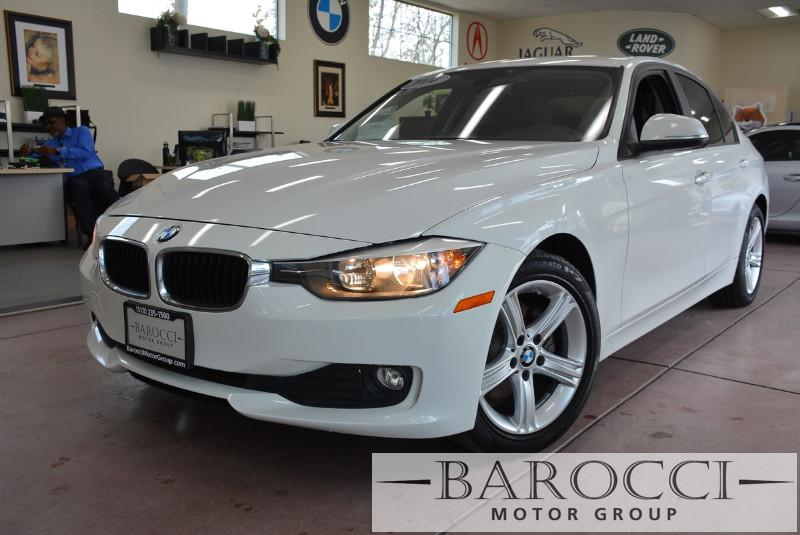 2014 BMW 3 Series 320i 4dr Sedan 8-Speed Automatic White Black Beautiful BMW 320i On special o