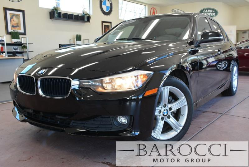 2014 BMW 3 Series 320i 4dr Sedan 8-Speed Automatic Black Black Beautiful BMW 320i On special o